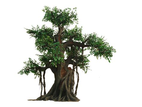 artificial banyan ficus trees on sale artificial green