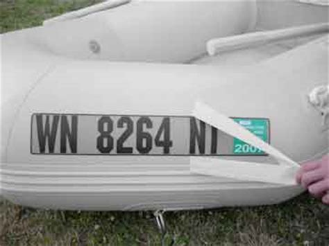 how to trace boat registration numbers registration numbers for boats product description