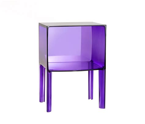comodini kartell ghost buster small ghost buster nachttische kartell architonic