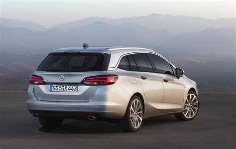Opel Astra Review by 2017 Opel Astra Sports Tourer Review Top Speed
