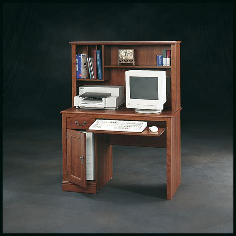 Walmart Computer Desk With Hutch Furniture Fascinating Sauder Computser Desk For Office Home Furniture Ideas Stephaniegatschet