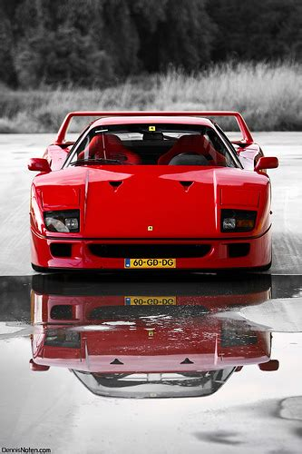 Drive A F40 F40 Www Dennisnoten By Denniske Flickr Photo