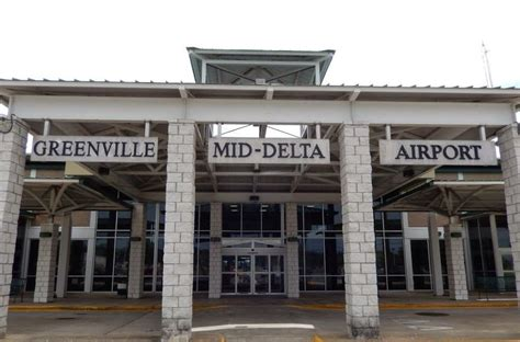 greenville airport back in business delta daily news
