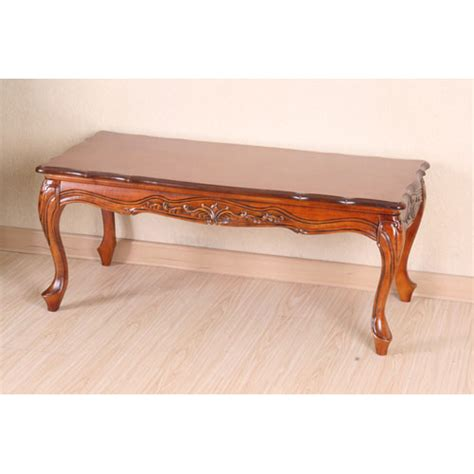 hand carved wood coffee table antique accent furniture end hand carved accent table bellacor