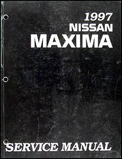 free car manuals to download 1997 nissan maxima navigation system 1997 nissan maxima repair shop manual original