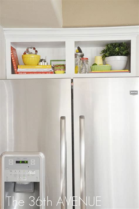 above refrigerator storage 17 best images about space above refrigerator on
