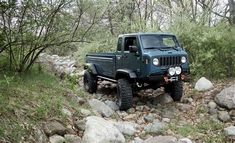 jeep mighty fc concept  drive review car  driver