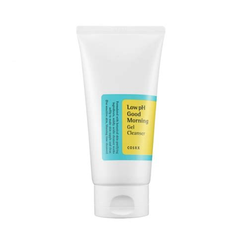 Detoxing And Low Ph Levels In The Morning by Cosrx Low Ph Morning Gel Cleanser Cosrx Singapore