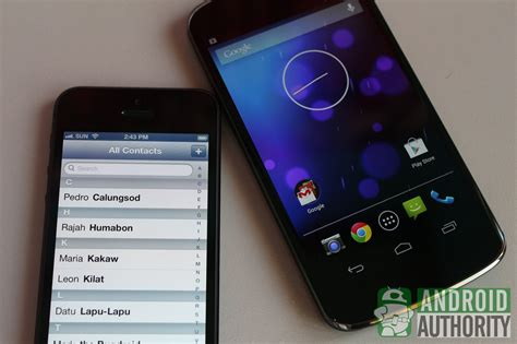 move contacts from iphone to android how to transfer your contacts from iphone to android