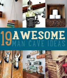 Man cave ideas 19 diy decor and furniture projects diy tips