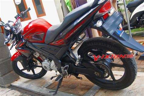 Cover Arm Vixion 301 moved permanently