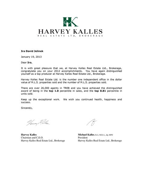 thank you letter to client real estate real estate letters to clients ideas new real estate