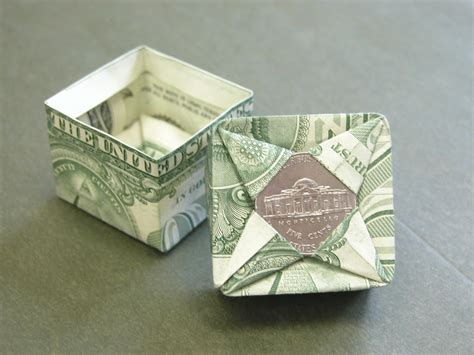 Dollar Bill Origami Box - fj contreras s most interesting flickr photos picssr