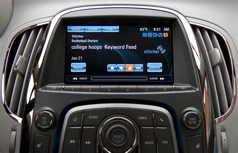 intellilink for buick and gmc photo gallery autoblog