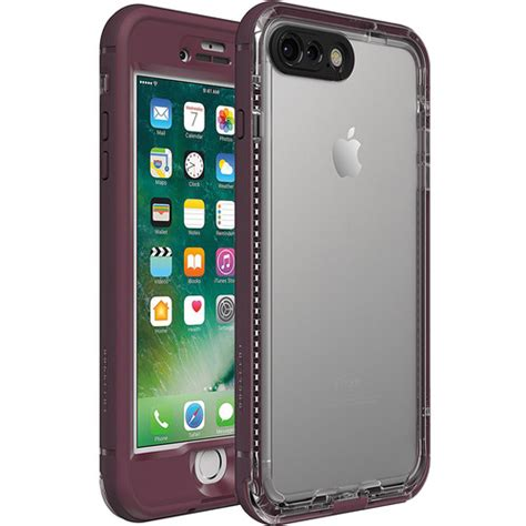 h iphone 7 plus lifeproof n 252 252 d for iphone 7 plus 77 54307 b h