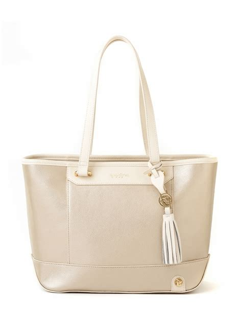 Tote Platinum platinum boardwalk tote boutique spartina 449
