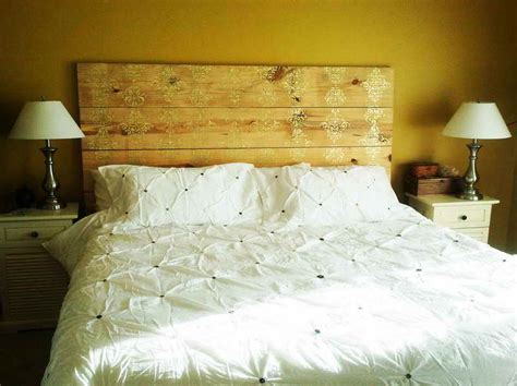 Make A Headboard by Bedroom How To Make Upholstered Headboard Design With