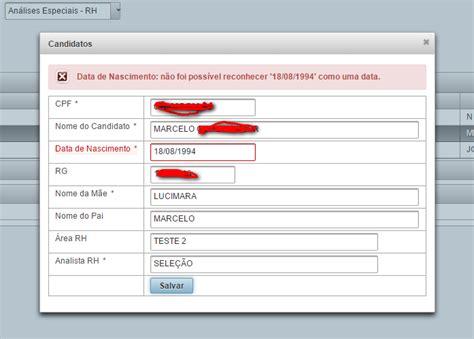 P Calendar Validation Java Como Resolver O Problema De Valida 231 227 O De Data