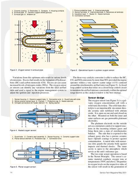 air fuel ratio sensor wiring diagram cooling fan wiring