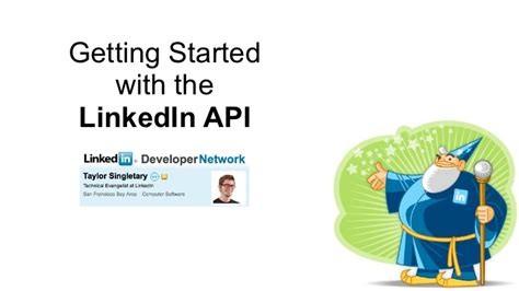 Linkedin Search By Email Api Getting Started With The Linkedin Api