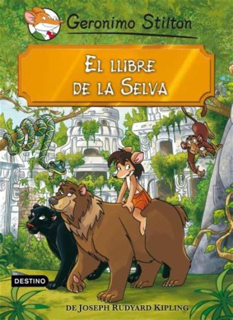 libro baraetern el llibre el llibre de la selva geronimo stilton comprar libro en fnac es