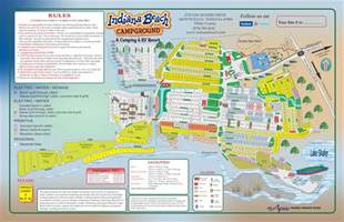 south rv parks map gold csites indiana c resorts