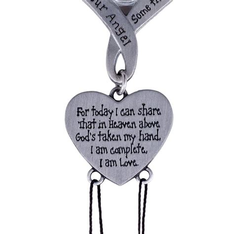 Gift From Heaven by Memorial Poem Winchime Gift From Heaven