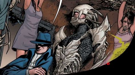justice league dark movie to tie in to man of steel geek justice league dark issue 26 review forever evil blight