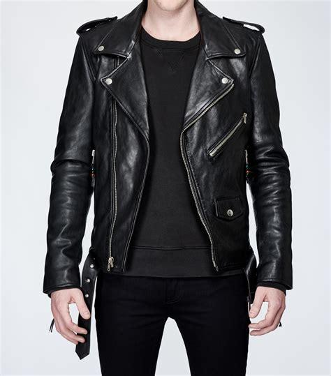 black leather jacket black leather jacket for winter acetshirt