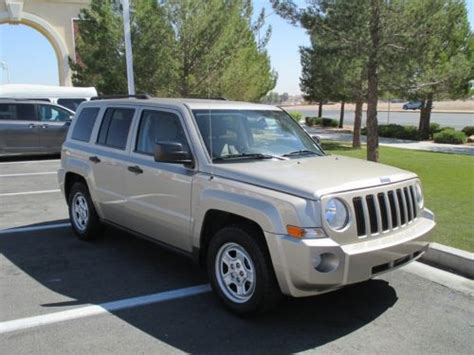 Jeep Patriot Gas Mileage 2010 Find Used 2010 Jeep Patriot Base Sport Utility 4 Door 2 4l