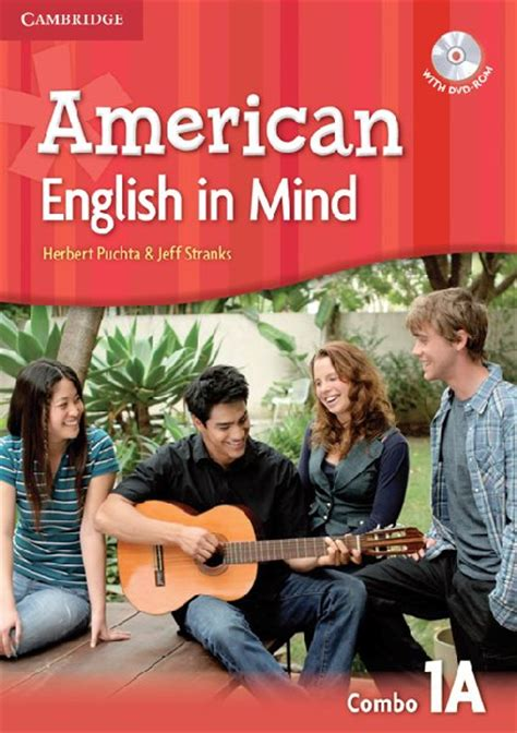 english in mind level 0521168600 american english in mind combo a with dvd rom level 1 by herbert puchta jeff stranks on