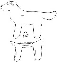 templates for sewing animals free simple pattern by bookthief17 deviantart on
