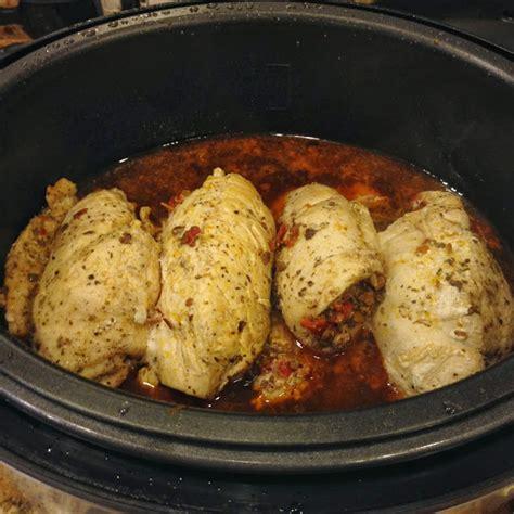 taste of hawaii stuffed chicken breasts pressure cooker recipe