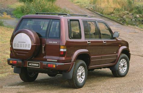 holden jackaroo engine holden jackaroo specs 1998 1999 2000 2001 2002