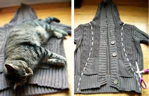 how to upcycle sweaters needle and nest design d i y upcycle your sweater into a