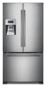 Sears Samsung French Door Refrigerator - samsung rf268acrs 26 cu ft french door refrigerator stainless steel sears outlet