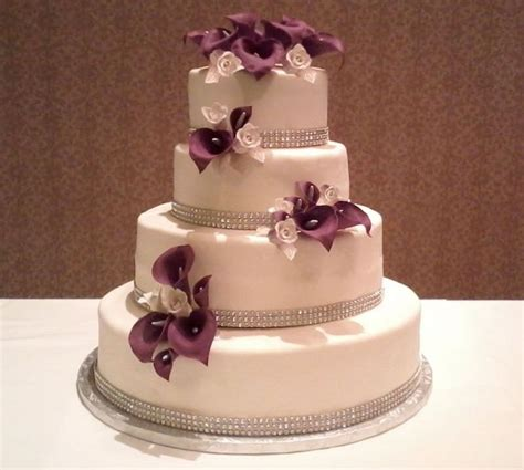 Wedding Cake Designs by 17 Best Images About Calla Wedding Cakes On