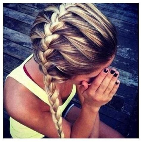 french braids pin up on the sid for black woman one side french braid hair pinterest