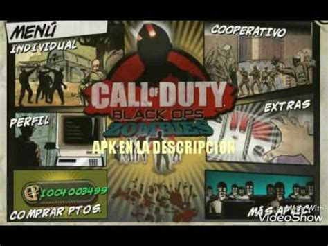 call of duty black ops zombies android apk call of duty black ops zombies para android apk