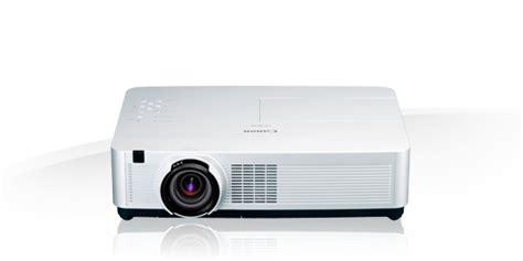 Proyektor Canon Lv 8320 Projector Canon Lv 8320 Spesifikasi Dan Harga