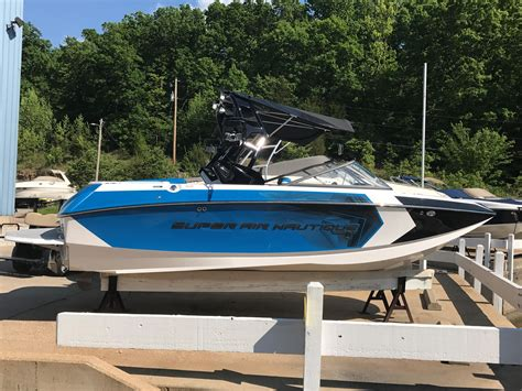 super air nautique used boats 2017 nautique super air nautique g21 power new and used