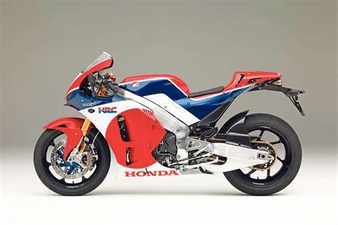 Honda V4 by Honda S Secret V4 Superbike Mcn