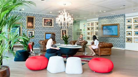 Google Offices by Google S London Office Google Careers