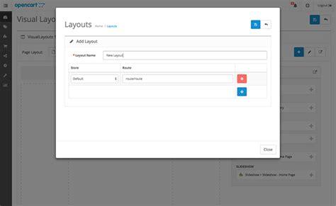 visual layout editor visuallayouts drag and drop module layout editor