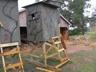 Deer Hunting Shooting Houses Bullets And Bobbers Pinterest Deer Shooting House Plans