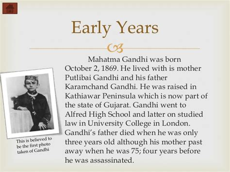 mahatma gandhi biography in simple english mahatma gandhi