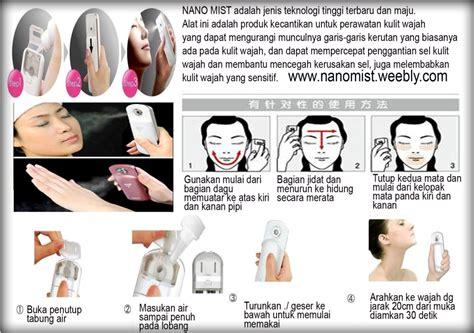 Promo Nanomist Hello cara pakai nano spray magic stick mci