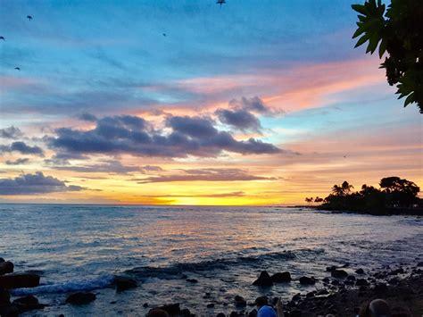 house restaurant kauai house restaurant koloa kauai hawaii sunset from