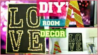 Easy Room Decor Diy Room Decor 2 Easy And Cheap Diy Decoration Ideas Inspired