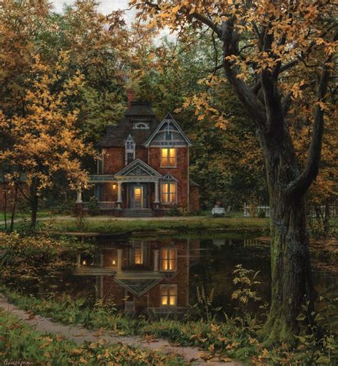 beautiful paintings by evgeny lushpin gallery